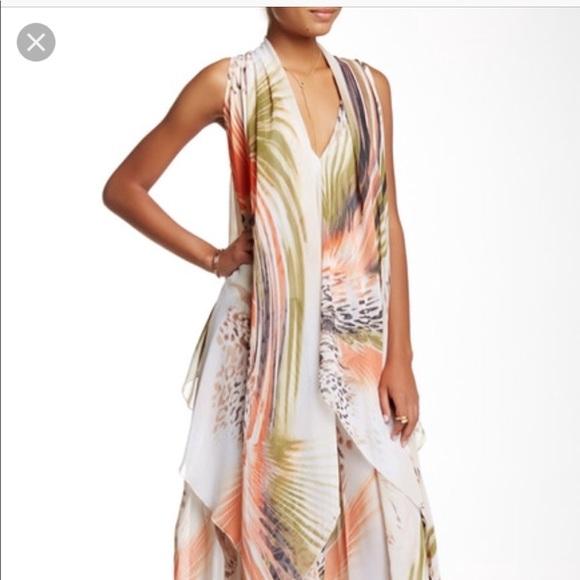1460b2e0810 TOV Holy Dresses | Tov Chiffon Maxi Dress | Poshmark
